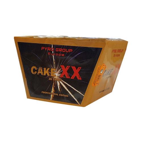 Cake XX