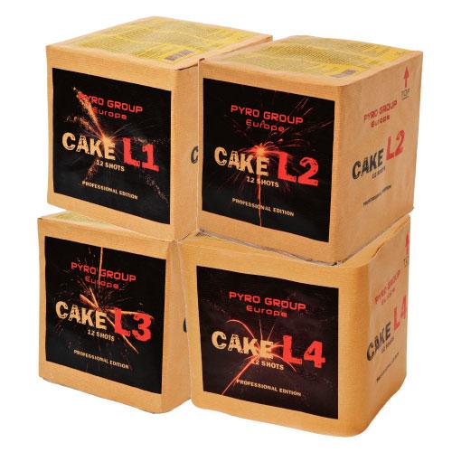 Cake L1 – L4